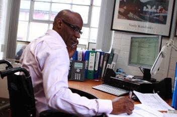 Business Disability Forum. Marketing photos