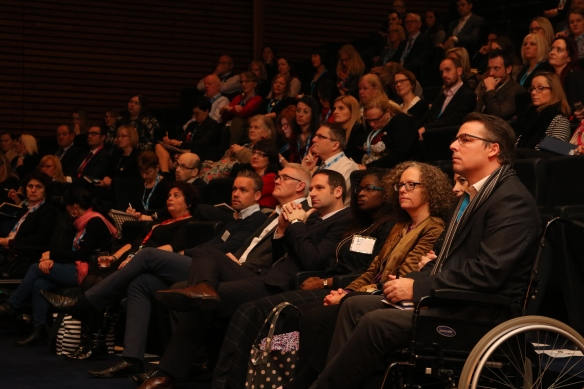 Audience at Disability in Scotland: exploring identity