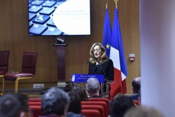 Photo of Nicole Belloubet, French Ministry of Justice