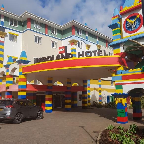 Legoland Hotel, Windsor