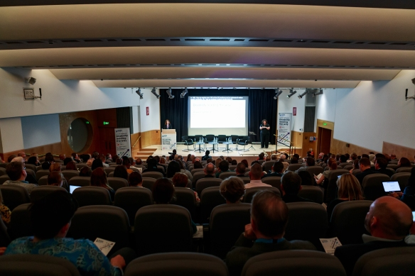 A panoramic view of Business Disability Forum Annual Conference 2019 hosted by the British Library